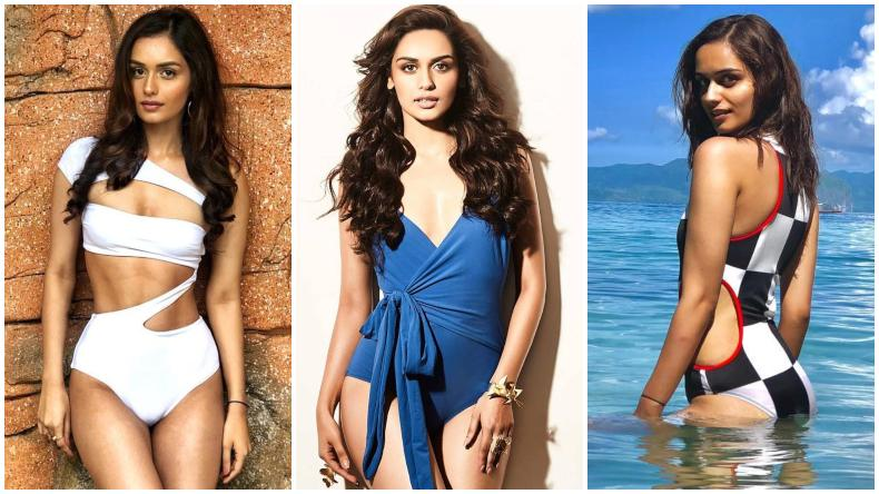 Happy birthday Manushi Chhillar: Top 10 bikini photos of Miss World 2017