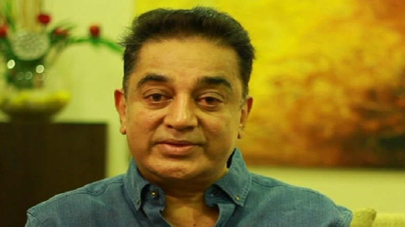 Makkal Needhi Maiyam (MNM) party president and actor Kamal Haasan stirred a controversy after he said Mahatma Gandhi's assassin Nathuram Godse was independent India's first Hindu terrorist during an election rally in Tamil Nadu's Aravakurichi assembly on Monday, May 13, 2019.