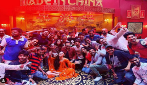 Made In China: Rajkummar Rao, Mouni Roy wrap up the shoot for Mikhil Musale's film, see picture