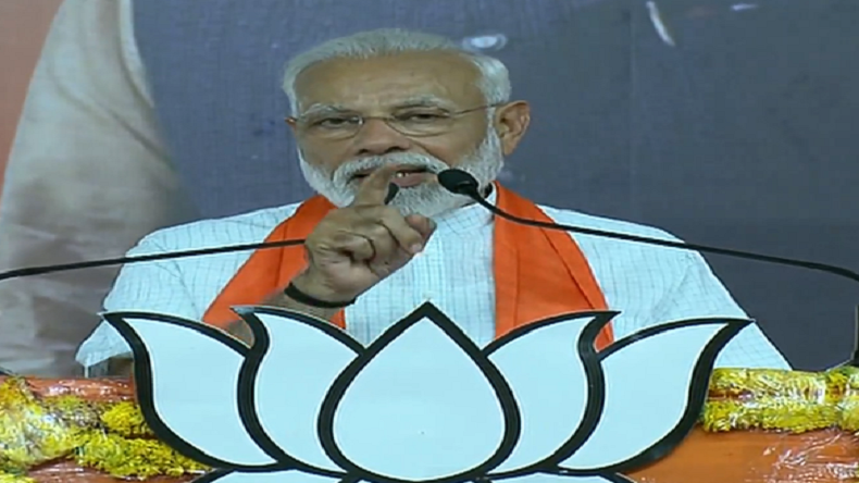 PM Modi in Gujarat: People mocked me when I said BJP will cross 300-mark in 2019 Lok Sabha elections