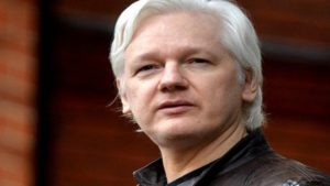 WikiLeaks founder Julian Assange sentenced to 50 weeks in jail for jumping bail in 2012