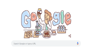 Lucy Wills google doodle, Lucy Wills 131st birthday, Google doodle honours Lucy Wills