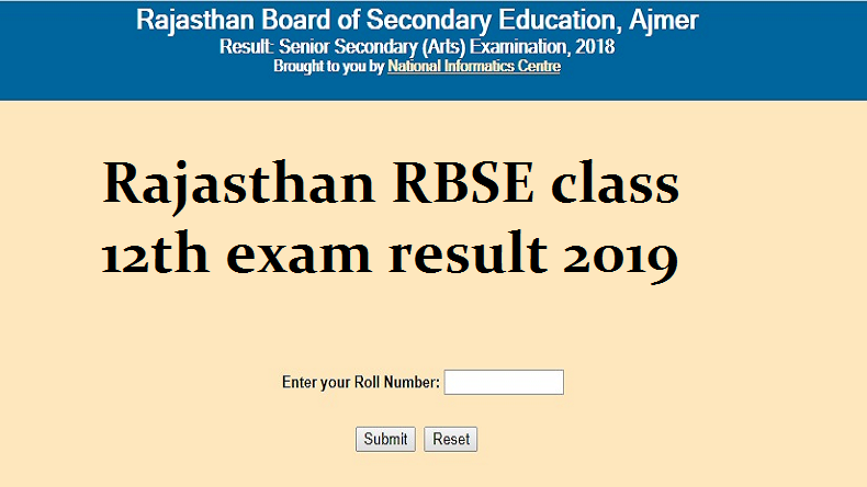 Rajasthan Board result 2019, RBSE results, RBSE 12th results, RBSE 12th results 2019, RBSE 10th results, RBSE 10th results 2019, RBSE results 2019, RBSE Class 10 result, RBSE Class 12 result, RBSE results date, rajeduboard.rajasthan.gov.in, rajresults.nic.in, rbse 12th result, rbse 10th result, RBSE Board Result 2019, RBSE 10th, 12th Result 2019