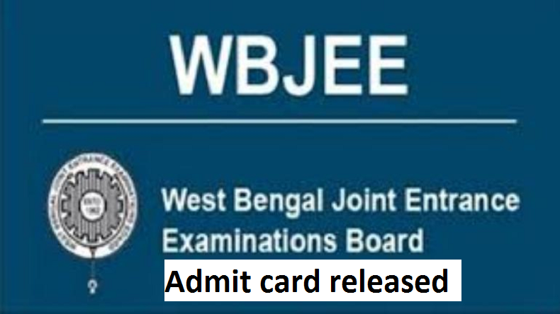 WBJEE, WBJEE 2019, West Bengal Joint Entrance Examinations board, WBJEE 2019 admit cards, West Bengal Joint Entrance exam, WBJEE admit cards released, wbjeeb.nic.in, hall ticket for WBJEE 2019, download WBJEE hall ticket, download WBJEE admit card