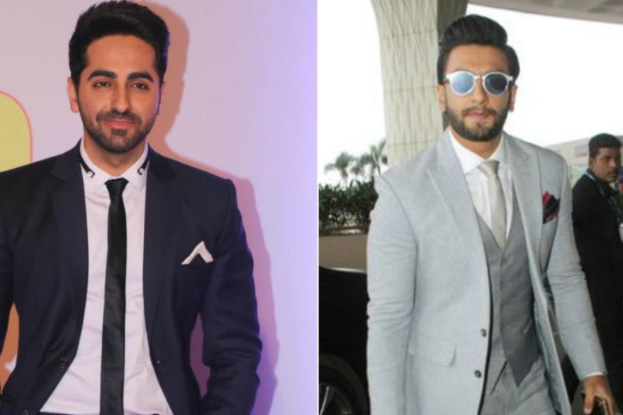 Ayushmann Khurrana reveals he has a crush on 83 actor