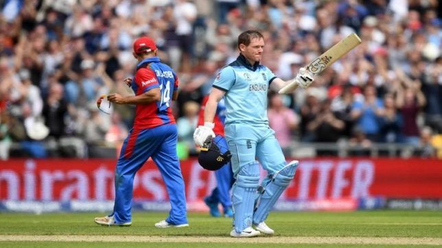 England vs Afghanistan ICC Cricket World Cup 2019