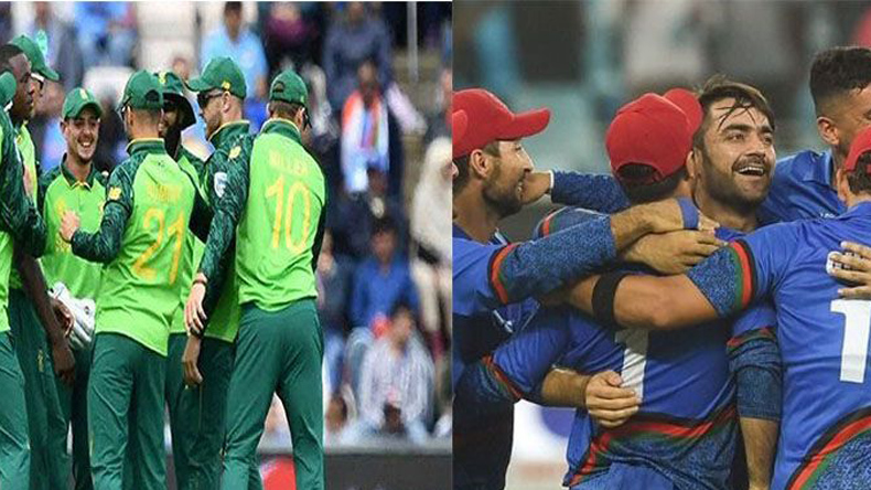 South Africa vs Afghanistan, SA vs AFG ICC Cricket World Cup 2019 LIVE updates: Rain interrupts play again in Cardiff