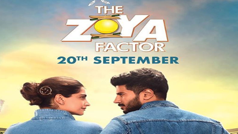 Sonam Kapoor's upcoming movie The Zoya Factor