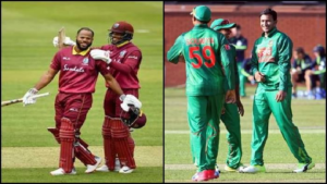 West Indies VS Bangladesh