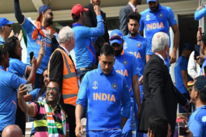 India's shocking loss in the semis