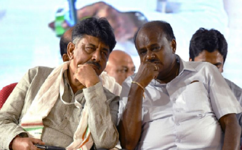Karnataka crisis Trust vote to decide fate of Congress-JD(S) coalition likely today, HD Kumaraswamy faces uphill task to prove majority, BJP confident of forming government