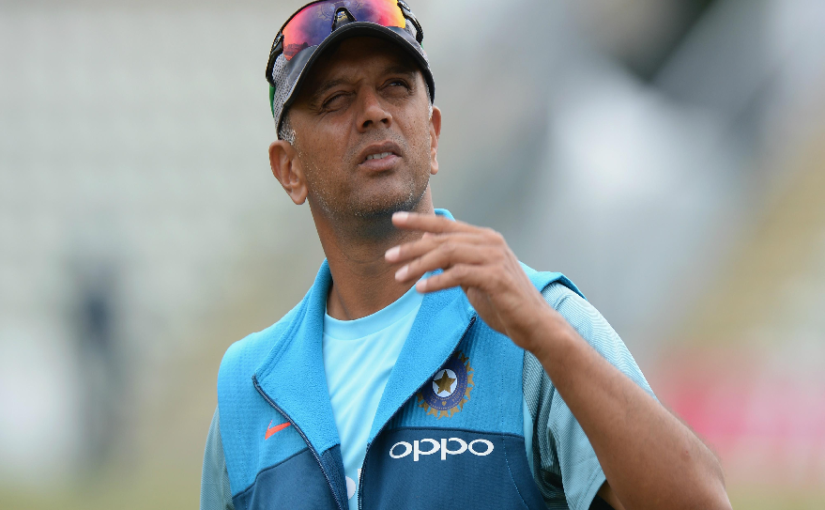 Rahul Dravid appointed to head National Cricket Academy