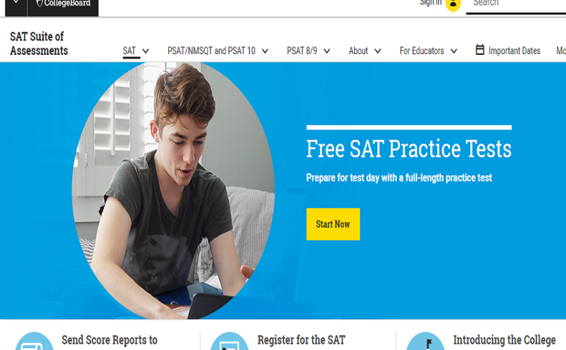 SAT examination 2019 dates announced: Check details