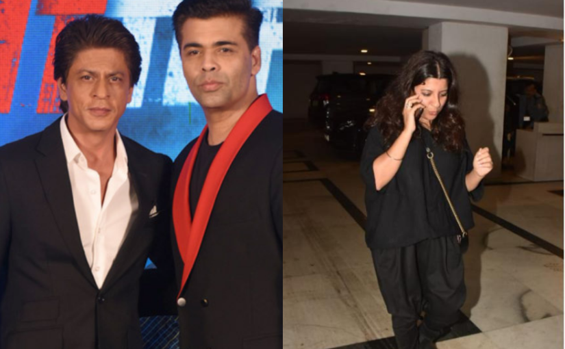 Karan Johar hosts grand party for Bollywood bigwigs