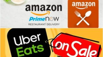Amazon to start food delivery service, plans to buy Uber