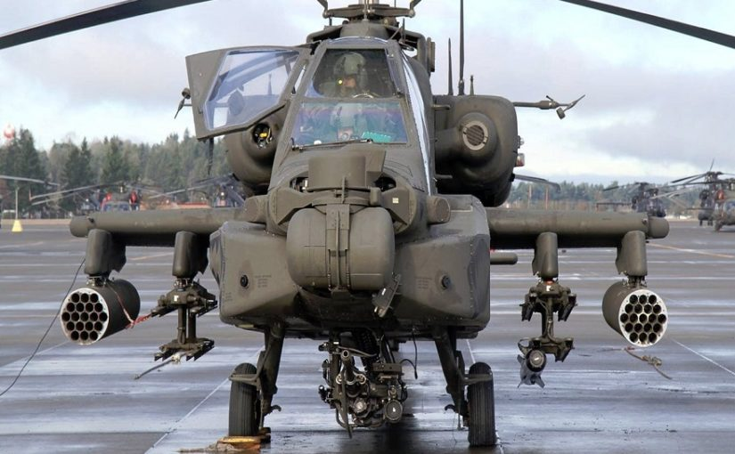 US delivers first batch of Apache attack helicopters to India, second lot to be delivered next week