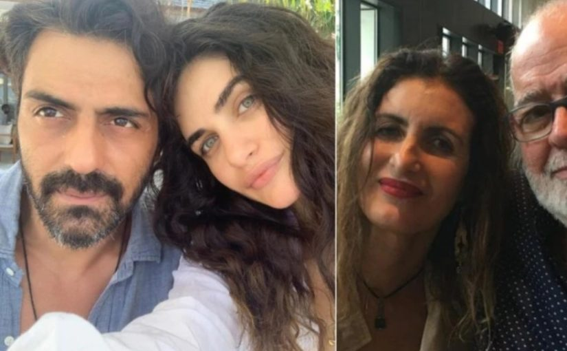 Arjun Rampal, girlfriend Gabriella Demetriades blessed with a baby boy!