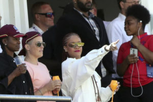 West Indies vs Sri Lanka: Popstar Rihanna shows up to support Windies at ICC Cricket World Cup 2019