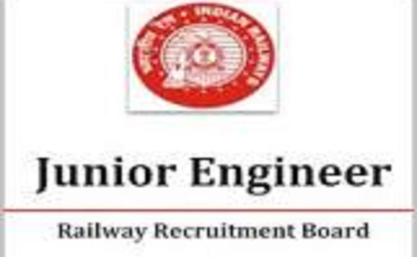 RRB JE answer key 2019 to be released today