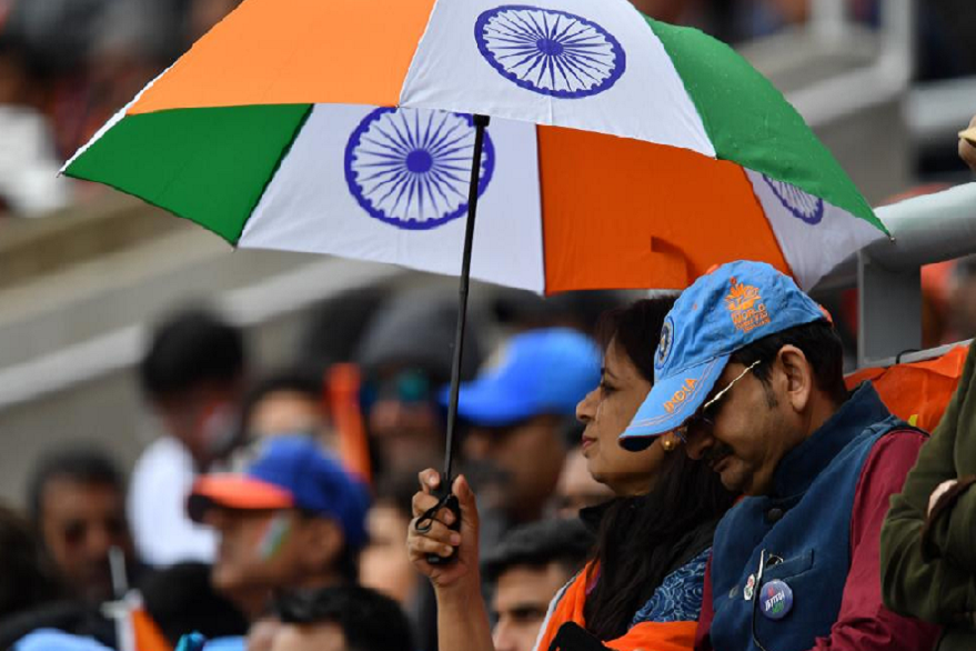 ndia vs New Zealand ICC World Cup 2019 LIVE updates Rain stops play in 47th over, New Zealand 2115