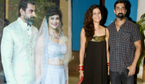 Pooja Batra shows off her red bangles after dinner date with husband Nawab Shah, see pictures
