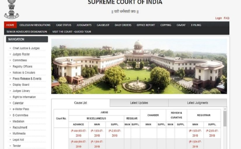 Supreme Court set to have multi-lingual judgements by July-end, DMK