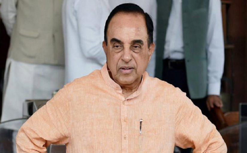 Subramanian Swamy feels democracy will weaken if BJP continues as single party, takes a dig at Congress too