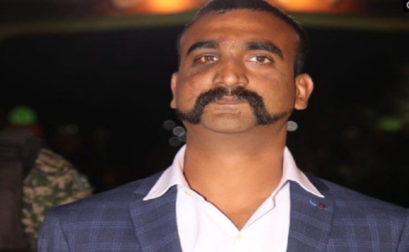 IAF Wing Commander Abhinandan Varthaman to be conferred Vir Chakra on Independence Day