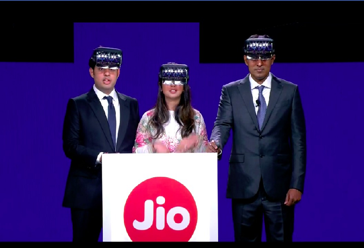 Reliance AGM 2019: Jio to offer Holoboard MR headset, Mixed Reality and cloud gaming showcased at Annual General Meeting