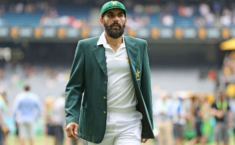 Former captain Misbah-ul-Haq in race to become Pakistan head coach: Reports