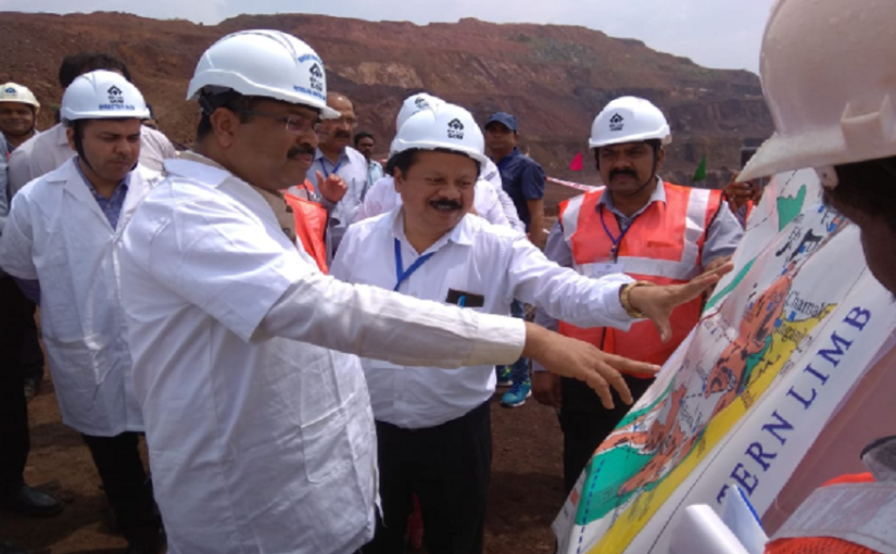 Union Minister Dharmendra Pradhan, SAIL, Steel Authority of Indian Limited, Bokaro Steel Plant, Jharkhand