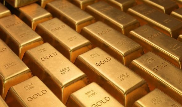 Gold prices dropped, but remains above Rs. 38,000