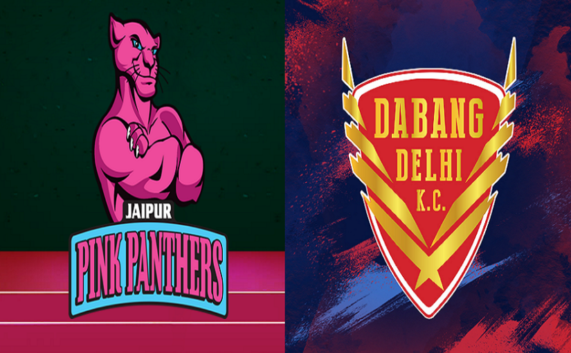 Pro Kabaddi League 2019 Delhi Dabang vs Jaipur Pink Panthers match preview: Naveen Kumar eyeing to top the leader board