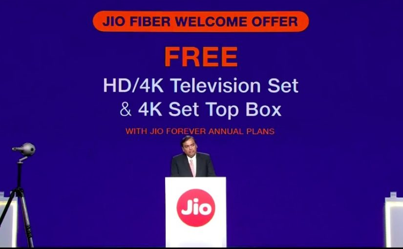 Reliance AGM 2019: Jio GigaFiber aims for smart green revolution, cost-effective experience in agriculture and health sector