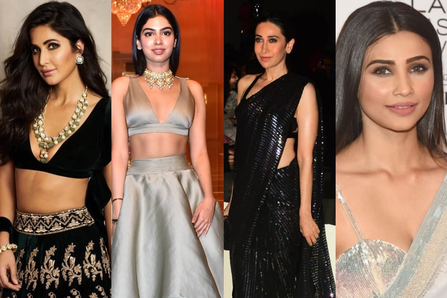 Lakme Fashion Week: Katrina Kaif, Khushi Kapoor, Karishma Kapoor, and other Bollywood celebrities raise temperatures with their designer outfitsLakme Fashion Week: Katrina Kaif, Khushi Kapoor, Karishma Kapoor, and other Bollywood celebrities raise temperatures with their designer outfits