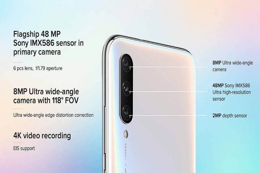 Mi A3 Amazon sale: Check date, time and other details