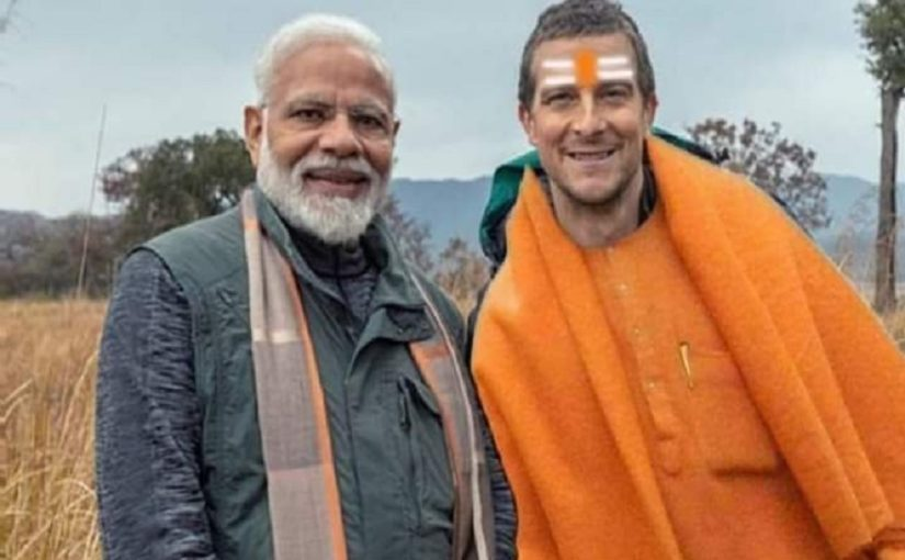 Man Vs Wild? No, trolls call it Van Ki Baat with PM Modi and Bear Grylls