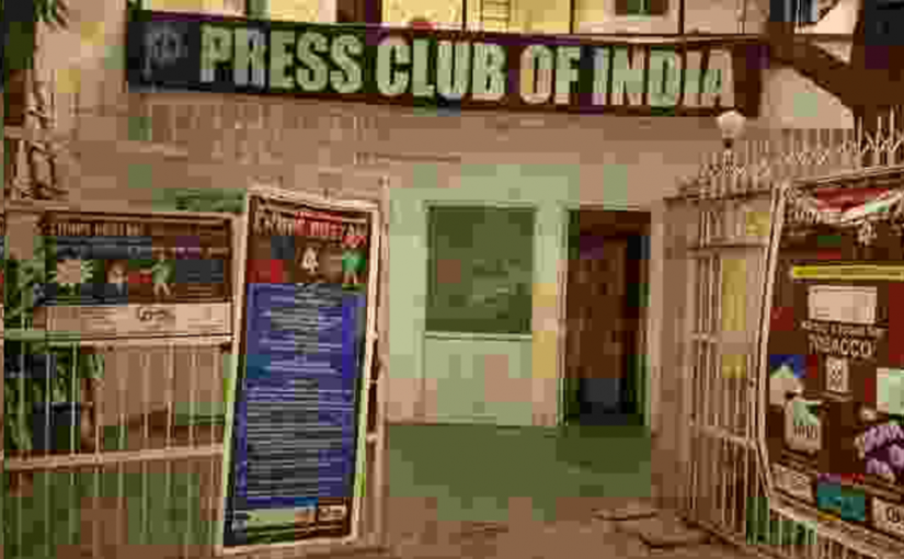 Press Club of India tells activists not to screen movie on Jammu and Kashmir