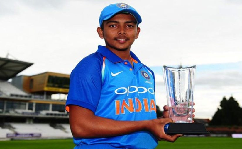 Prithvi Shaw took Banned substances after knowing all facts: BCCI anti-doping manager Dr Abhijit Salvi