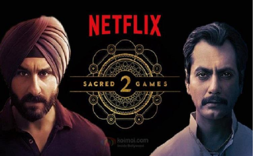 Sacred Games 2 Release live updates 12 AM 15th August 2019: 30 minutes to go