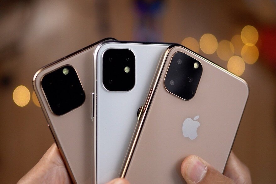 Iphone 11 11 Pro 11 Pro Max To Go On Sale In India From