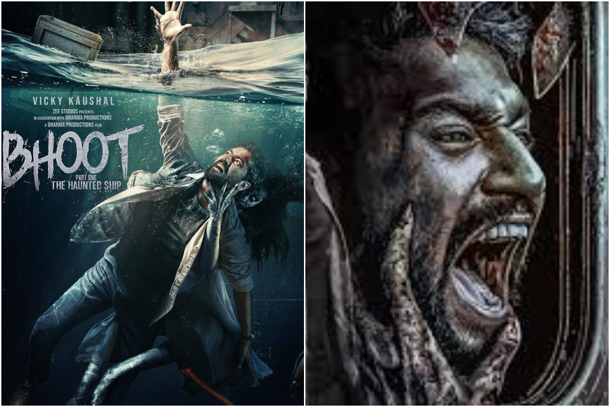 Bhoot part one-The Haunted Ship: Vicky Kaushal's horror film is based on a real-life haunted story!