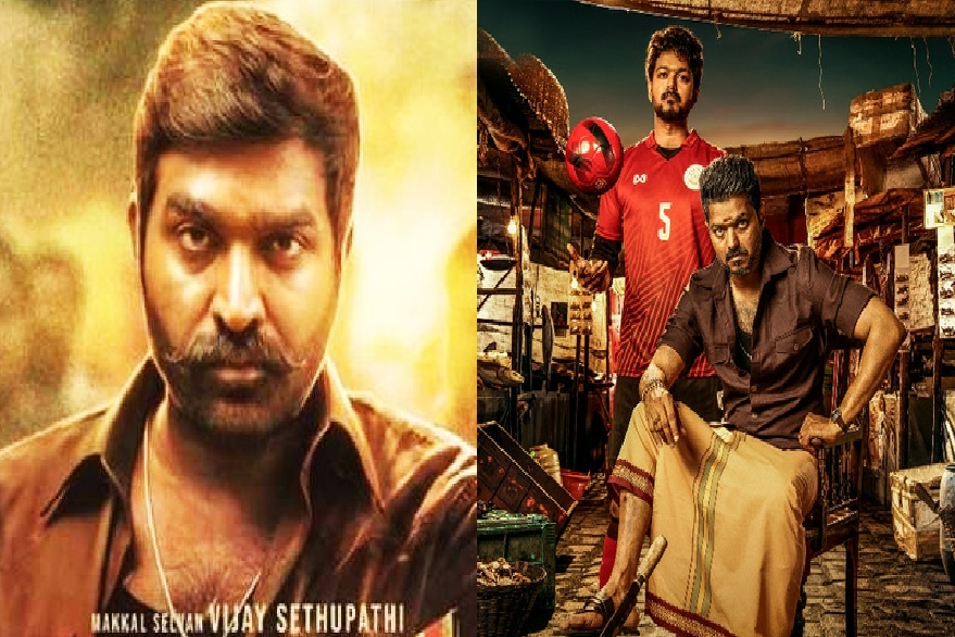 Bigil to release this Diwali, will clash with Vijay Sethupathi's Sanga Thamizhan!