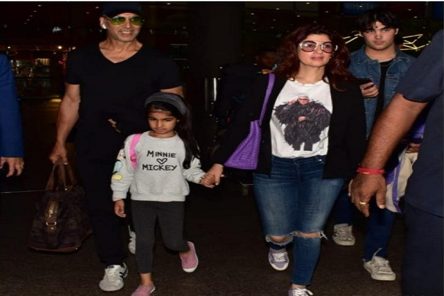 Akshay Kumar says her daughter Nitara hates paparazzi and flashing lights
