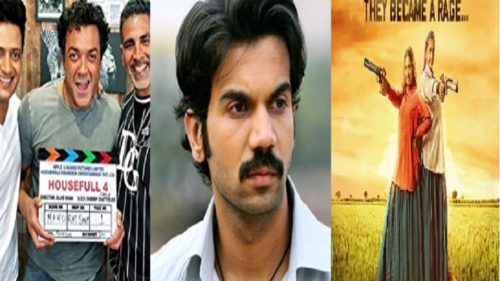 Made In China: Will Rajkummar Rao avoid Diwali clash with Taapsee Pannu's Saand Ki Aankh and Akshay Kumar's Housefull 4?