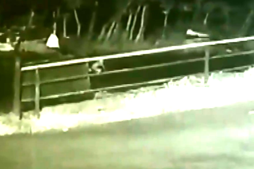 Kerala toddler falls from moving SUV, survives miraculously