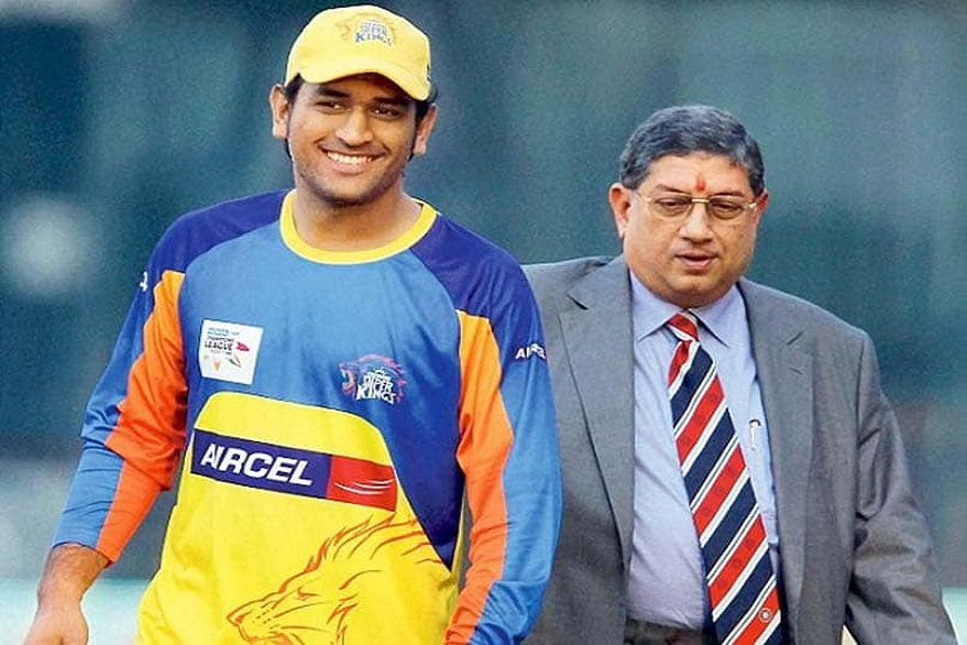 N Srinivasan talks about MS Dhoni's future in Indian team and IPL