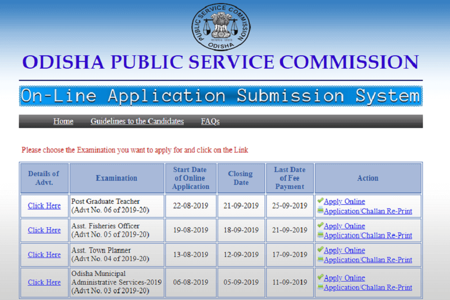 Odisha PSC Recruitment 2019: Applications invited for Assistant Law Officer posts, know how to apply @ opsconline.gov.in