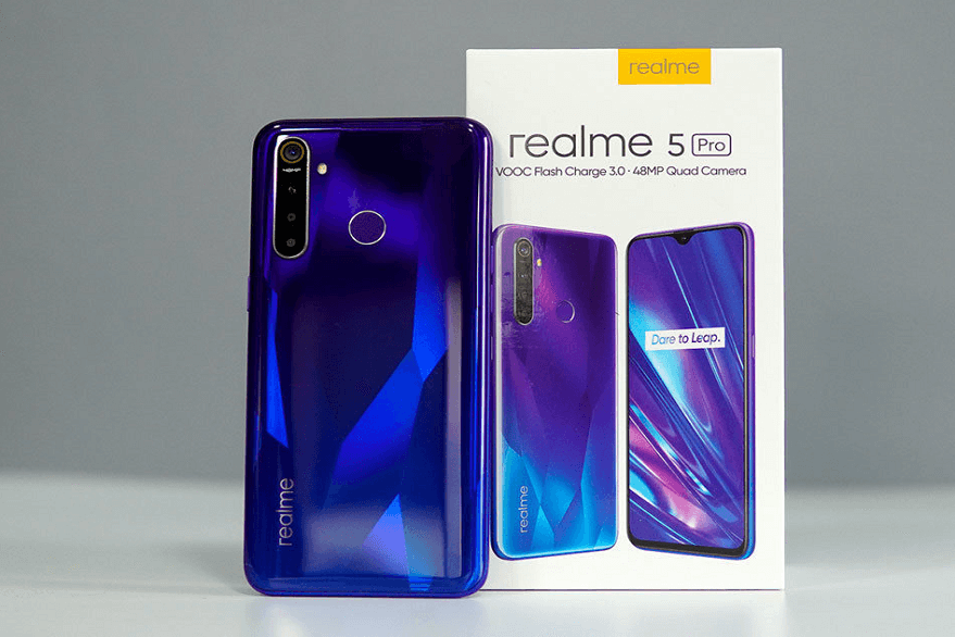 Realme 5 Pro Flipkart sale today at 12:00 PM: Check price, offers, specifications and other details