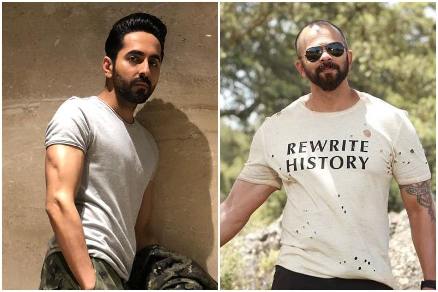 After Dream Girl, Ayushmann Khurrana reveals he wants to do larger than life films with Rohit Shetty!
